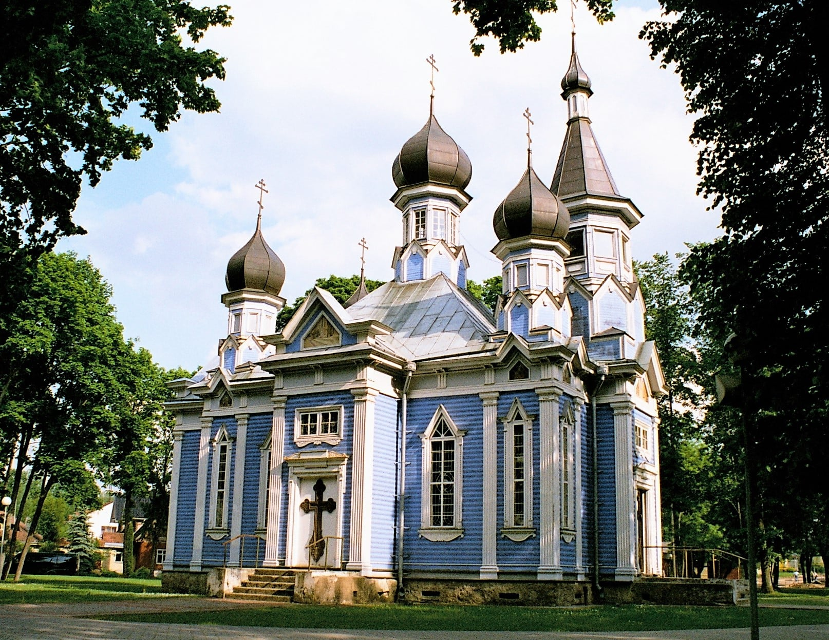 81 Druskienniki cerkiew
