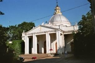 Dyneburg kościół