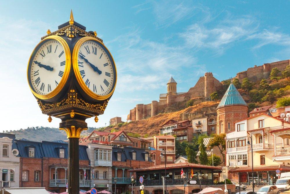 Gruzja Tbilisi wycieczki do Gruzji