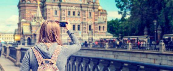 Petersburg - wycieczki do Rosji