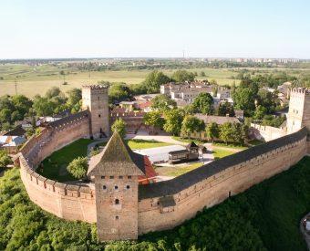 Zamek Lubarta Łuck