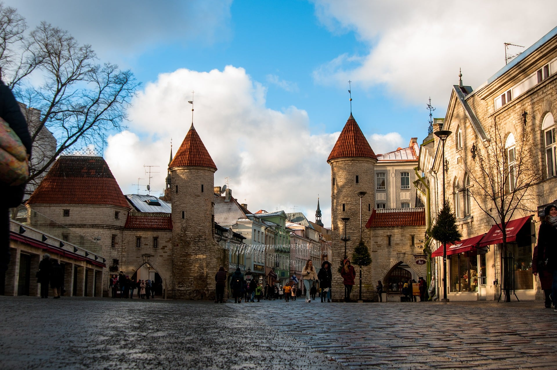 wycieczka estonia