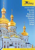 Katalog turystyki wschodniej biura turystycznego Bezkresy