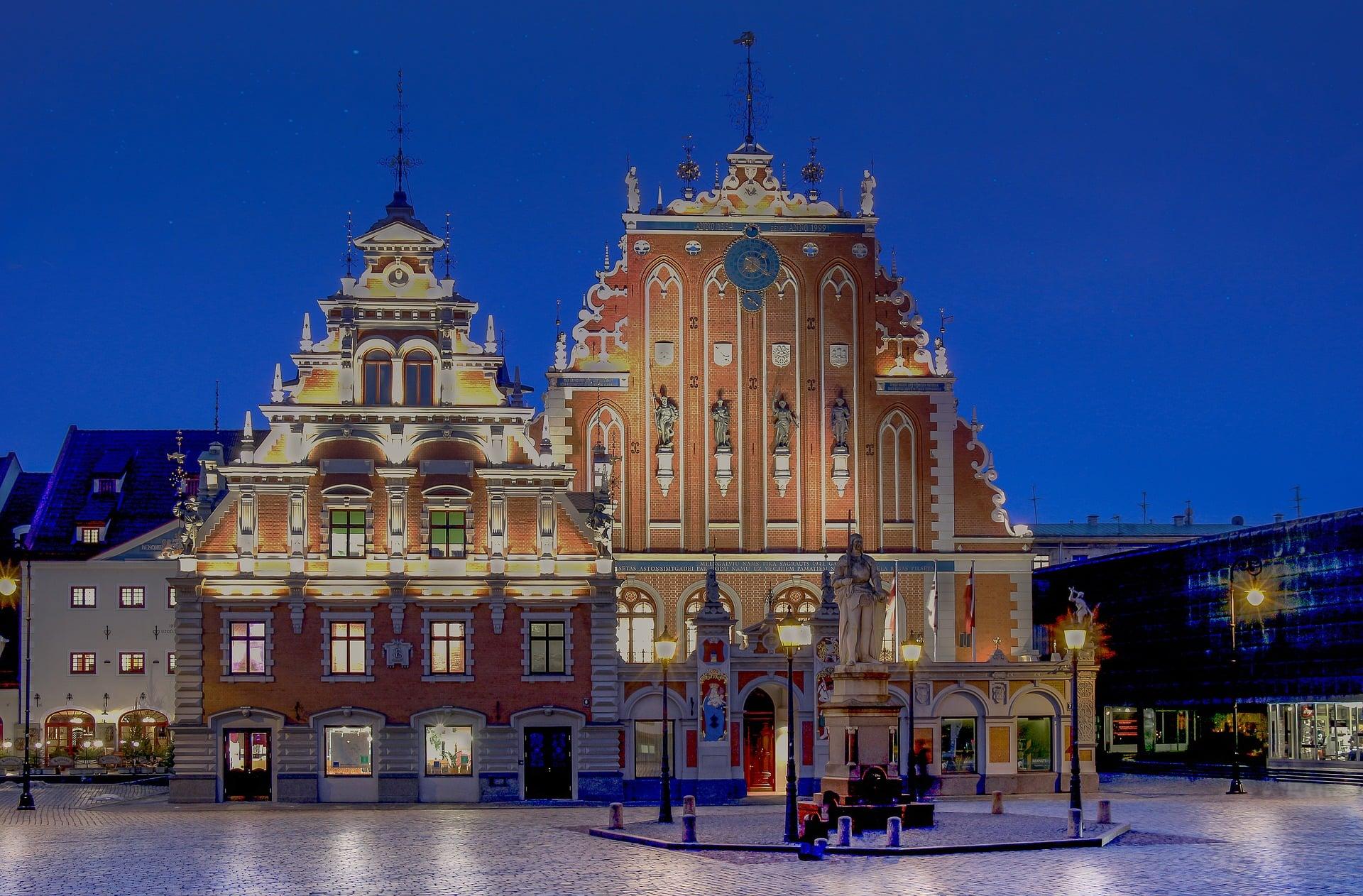 wycieczka Łotwa