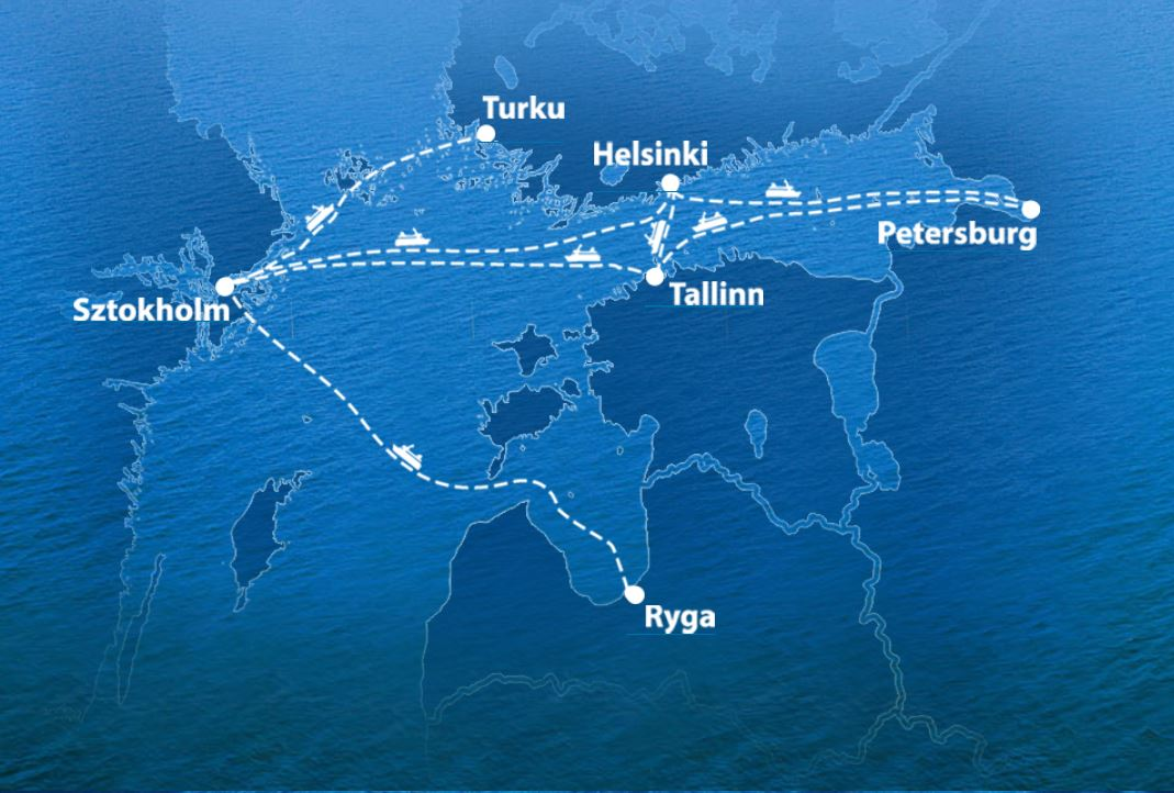 rejsy po Bałtyku